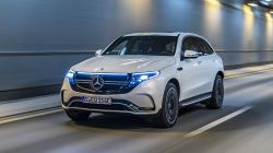 Mercedes Benz Scales Back Production of the Electric EQC Due to Battery Shortage