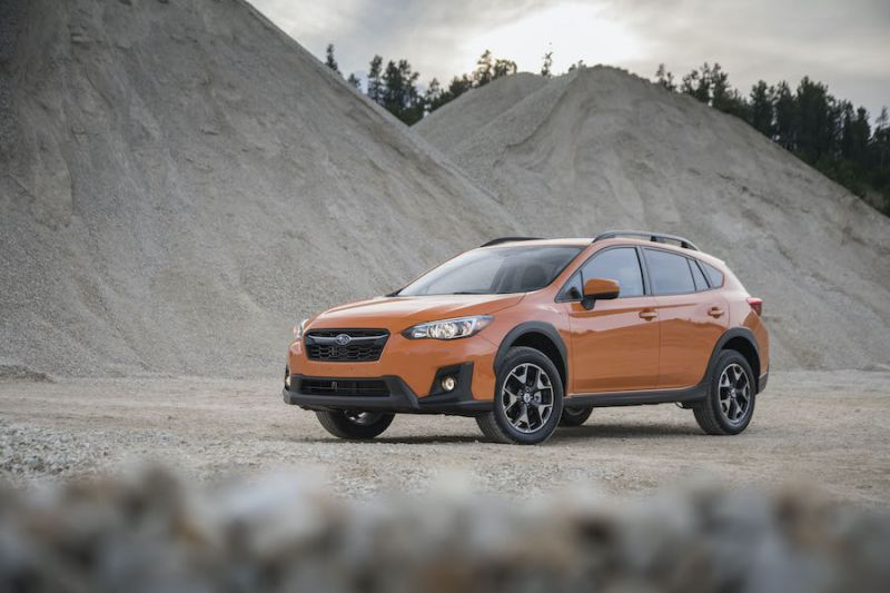 Subaru Wants to Sell Only EVs by Mid-2030s
