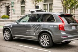 Uber is Bringing its Self-Driving Cars to Washington D.C., with Humans Behind the Wheel