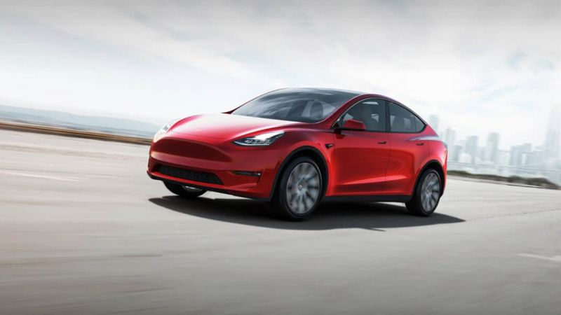 Tesla's Model Y is Now Available to Order Online