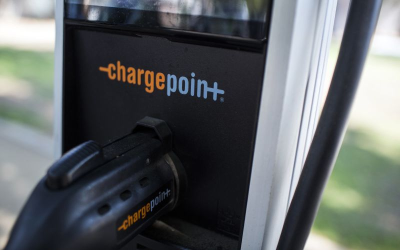 ChargePoint is Installing EV Chargers at 4,000 Truck Stops Across America