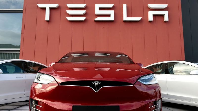 Electric Automaker Tesla to Raise $2 Billion by Issuing New Shares