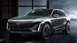 Cadillac Will Reveal its First Ever Electric Vehicle in April