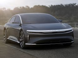 California EV Startup Lucid Motors Announces LG Chem as its Battery Supplier