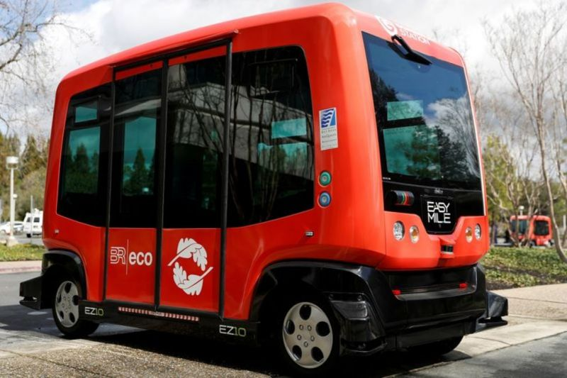 The NHTSA Orders Self-Driving Shuttle Operator EasyMile to Cease Operations in 10 U.S. States Over Safety Concerns