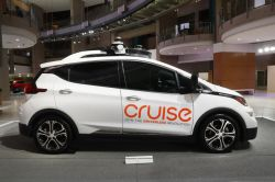 GM's Self-Driving Arm Cruise Granted Permit to Pick Up Passengers in its Robotaxis in California