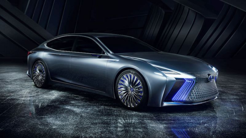 Lexus is Working on a Driver Assist System to Rival Cadillac's Super Cruise