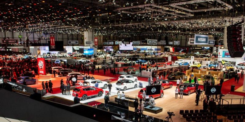 Coronavirus Fears Lead to the Cancellation of the Geneva Auto Show, Leaving Automakers Scrambling for Alternative Ways to Show Off Their New Models