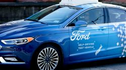Ford Motor Company is Using Simulation to Design the Passenger Experience for its Future Self-Driving Vehicles