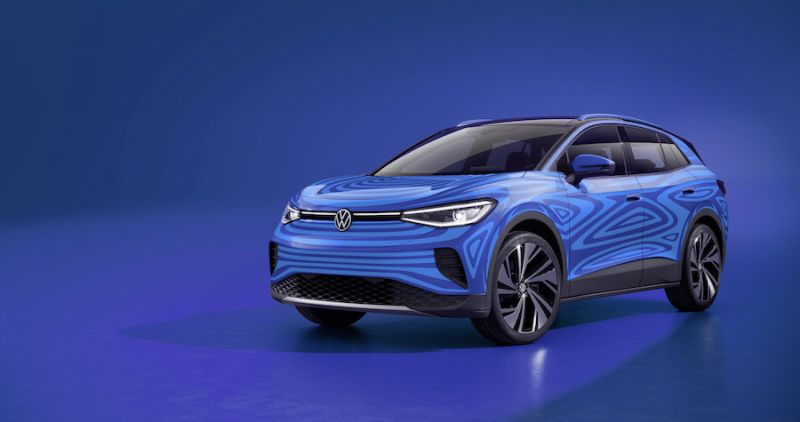The Upcoming Electric SUV From Volkswagen Renamed ID.4
