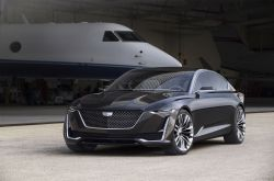 The Cadillac Celestiq Will be the Luxury Brand's New Hand-Built Flagship Sedan