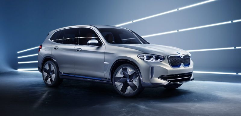 BMW Decides its New iX3 Electric SUV is Not Coming to the U.S. as Planned