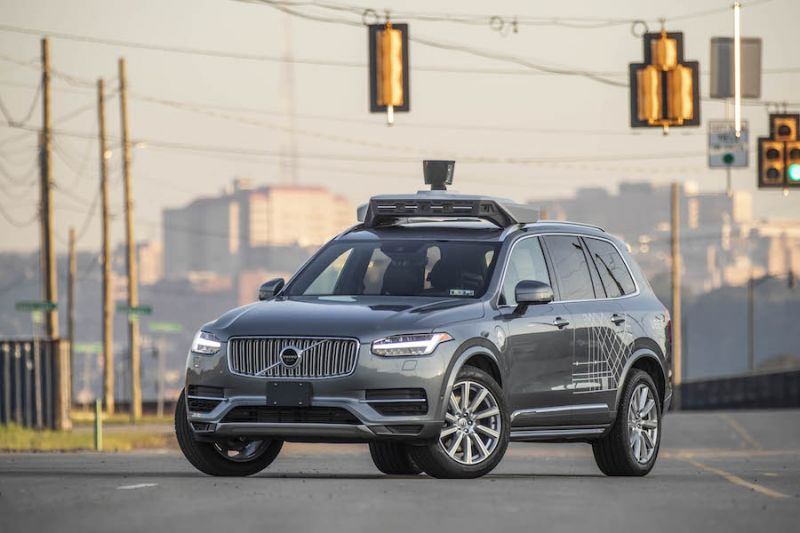 Uber's Self-Driving Cars Return to San Francisco