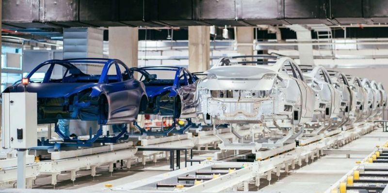 Documents Submitted by Tesla in China Hint at a Production Increase at the Company's Shanghai Gigafactory
