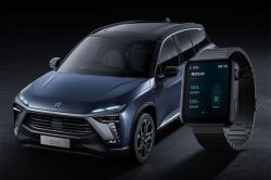 Chinese EV Startup NIO Partners with Xiaomi on Remote Car Smartwatch App
