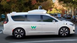 Waymo, Others Stop Testing Self-Driving Cars on California Roads Due to the Coronavirus