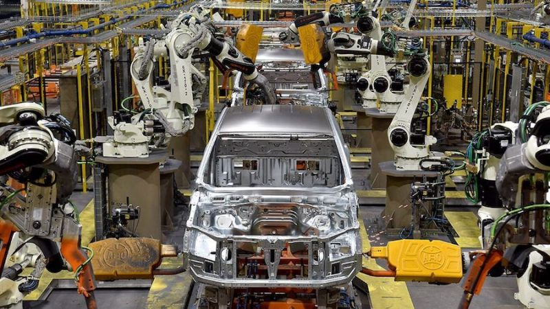 Automakers Finally Close Their North American Factories Over Coronavirus Concerns