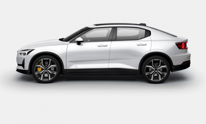 Production of the Electric Performance Polestar 2 Begins in China