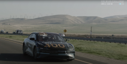 Lucid Releases Video of its Electric Air Sedan Completing a 400-Mile Journey