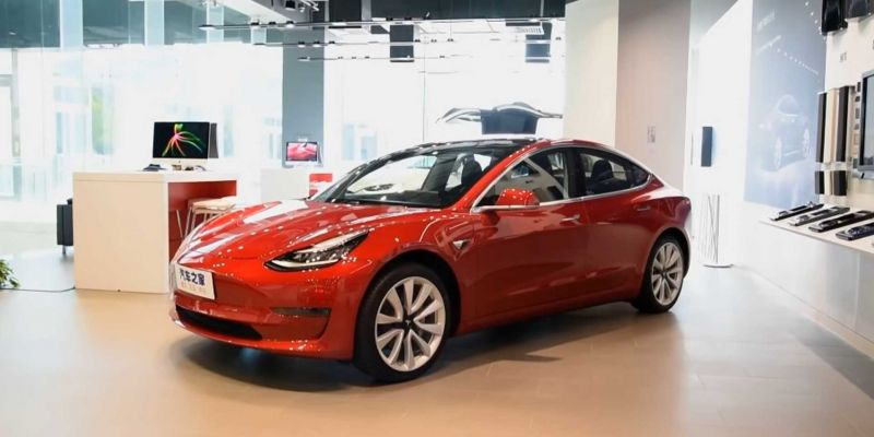 Tesla's Long-Range Model 3 Will Soon Enter Production in China