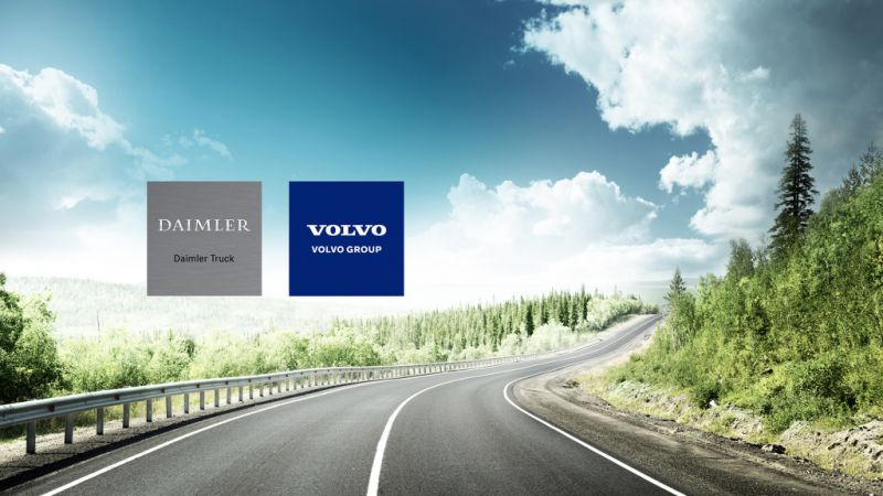 Daimler Truck & Volvo Group to Develop Fuel Cell Trucks in a New Joint Venture