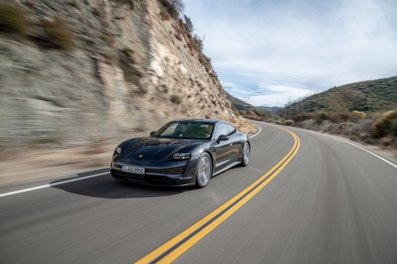 Porsche Set to Introduce a More Affordable Taycan With Rear-Wheel Drive