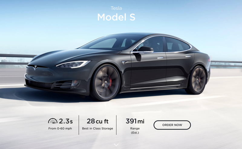 Tesla's Model S and Model X Performance Get Improved 0-60 MPH Acceleration Times