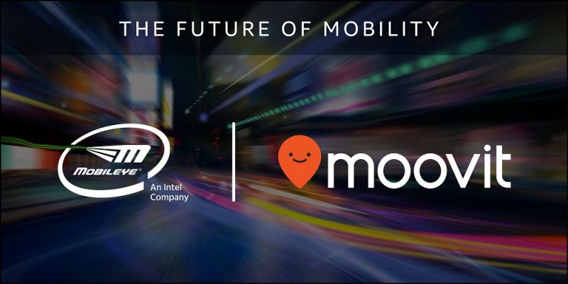 Chipmaker Intel Buys Public Transit App Moovit for $900 Million in Push to Develop Robotaxis