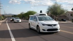 Waymo to Resume its Self-driving Vehicle Testing Next Week in Arizona
