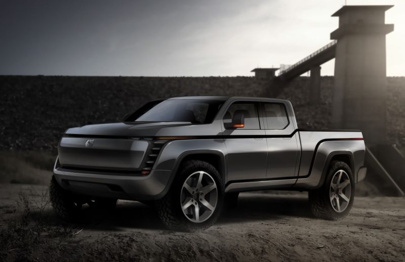 Lordstown Motors Signs Licensing Deal With Elaphe Propulsion Technologies for In-Wheel Motors for its Electric Endurance Pickup