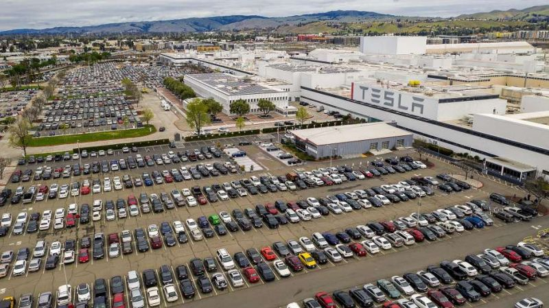 Alameda County Orders Tesla to Cease Vehicle Manufacturing at its California Factory