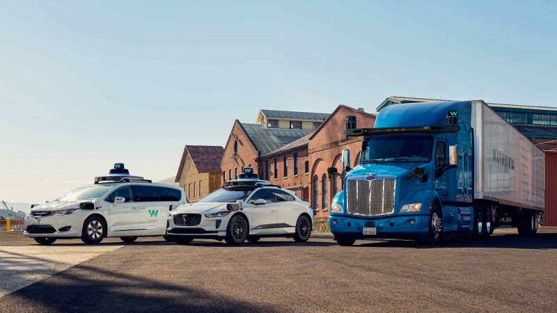 Waymo Secures $750 Million in its Latest Funding Round, Totaling $3 Billion Since March