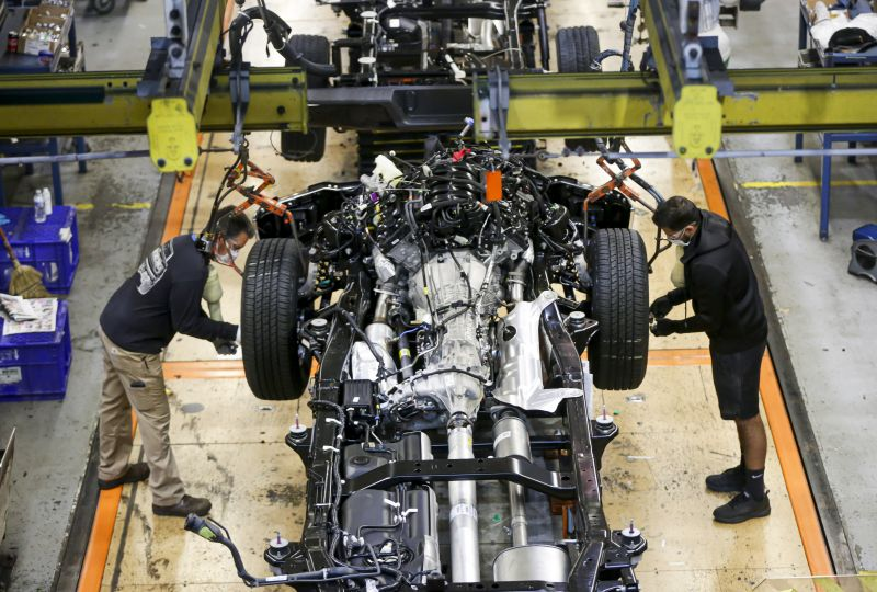 U.S. Automakers Resume Vehicle Production, with New Safety Protocols in Place