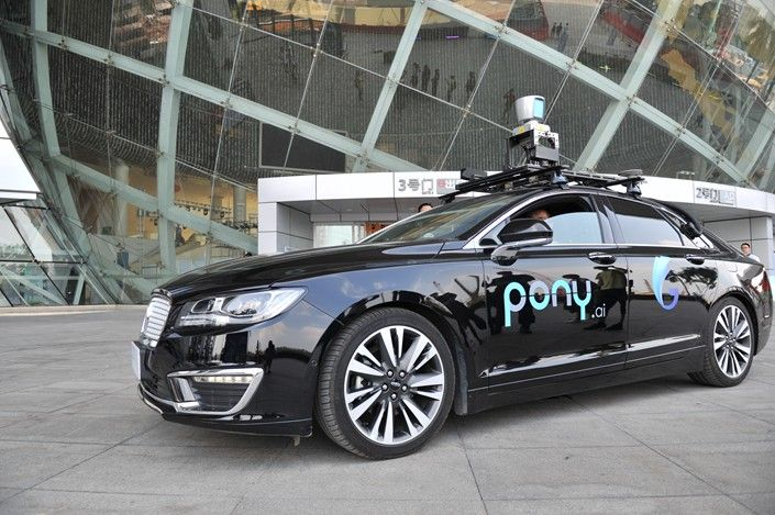 Pony.ai Given Green Light to Carry Passengers in its Robotaxis in China