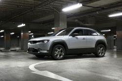 Production of Mazda MX-30 EV Begins in Japan