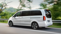 Mercedes-Benz Officially Launches the EQV, its First Fully-Electric Passenger Van With a 100 kWh Battery