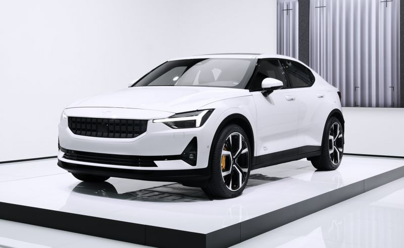 Electric Brand Polestar Opening New 'Polestar Spaces' in China as it Prepares to Compete with Tesla