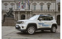 Fiat is Testing Geofencing That Will Automatically Switch Hybrid Vehicles to Electric Mode in the City of Turin