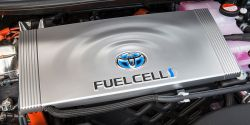 Toyota Establishes a New Hydrogen Fuel Cell Joint Venture with Chinese Auto Firms