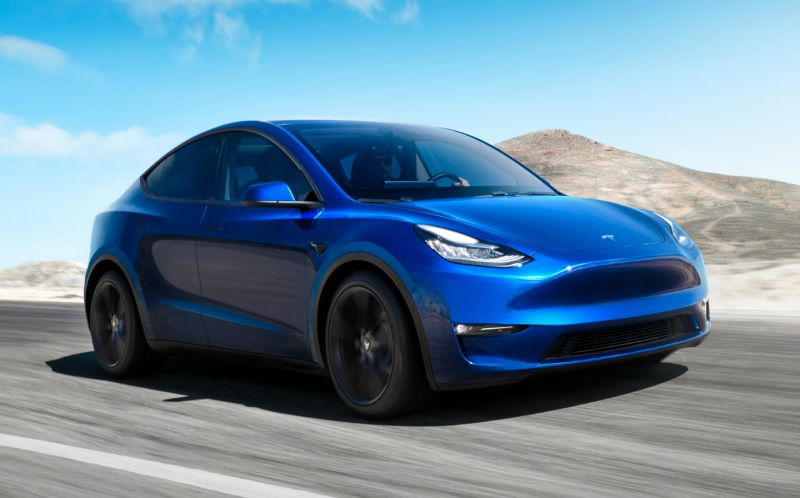 Pre-orders for Tesla's Made-in-China Model Y Are Officially Open
