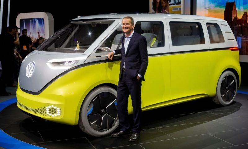 Volkswagen Replaces CEO Herbert Diess After Vehicle Delays & Clashes with Labor Unions