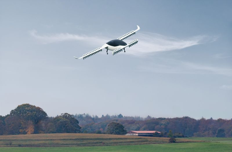 VTOL Aviation Startup Lilium Completes $35M Funding Round from Investment Firm Baillie Gifford