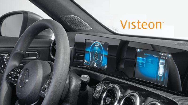 Auto Parts Supplier Visteon Expects Global Auto Output to Fall by 25%, Despite Early Signs of Recovery