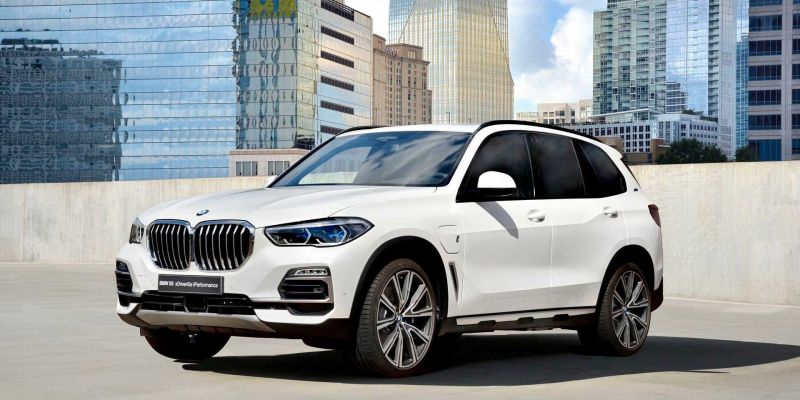 BMW Announces Pricing for the X5 Plug-in Hybrid for North America