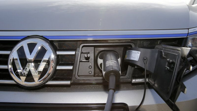 Volkswagen to Invest Up to $200 Million in Silicon Valley Battery Developer QuantumScape