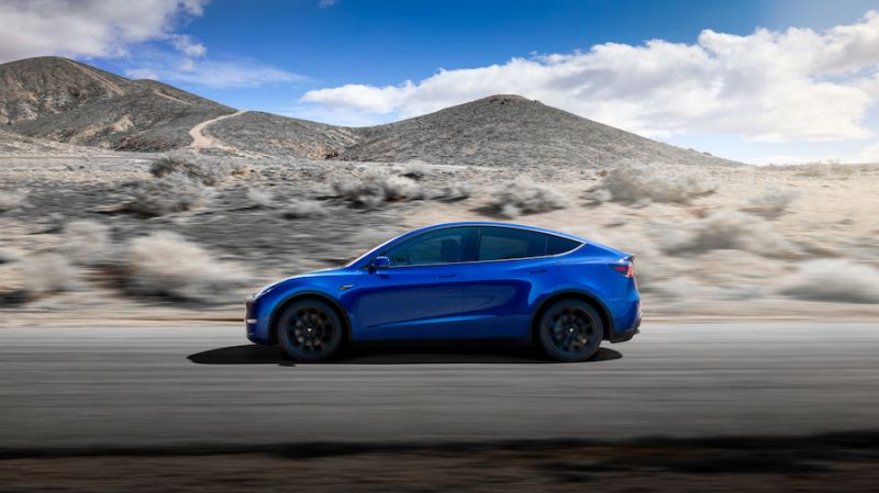 Tesla Model Y Suffering From Quality Issues: Report