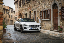 The Polestar 1 Gets an EPA Rated 52 Miles of Electric Range