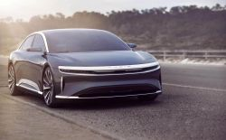 Lucid Motors Will Unveil its Luxury Electric Air Sedan on September 9th
