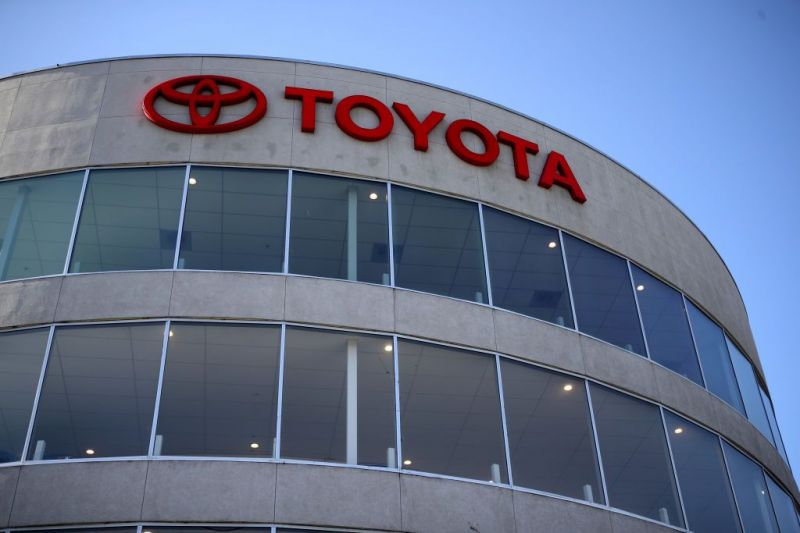 Toyota's Annual Governance Reports Reveals That it Holds a $293 Million Stake In Uber