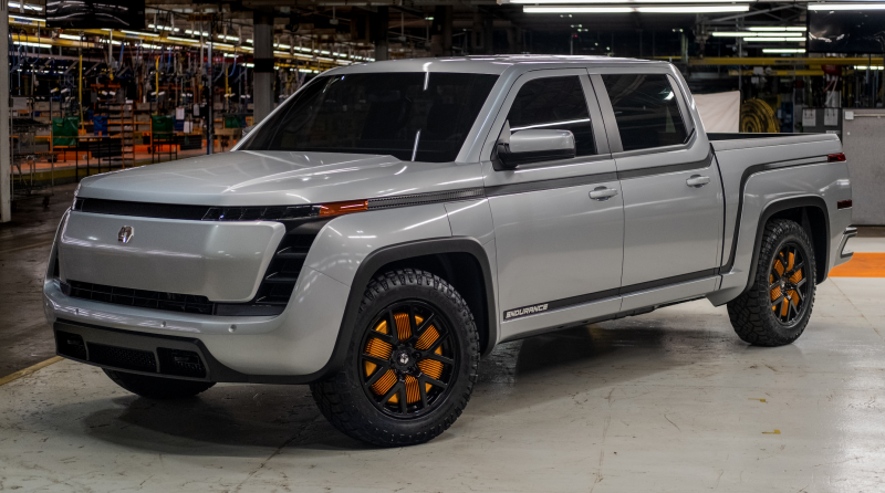 Electric Truck Startup Lordstown Motors Unveils its Battery-Powered Endurance Pickup